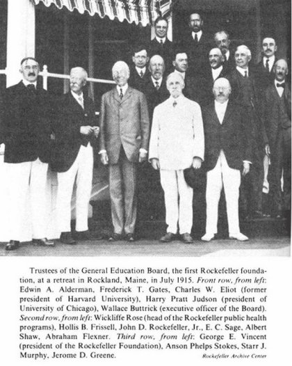 Rockefeller trustees