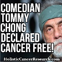 Comedian Tommy Chong Is Celebrating After He Was Declared Cancer-Free